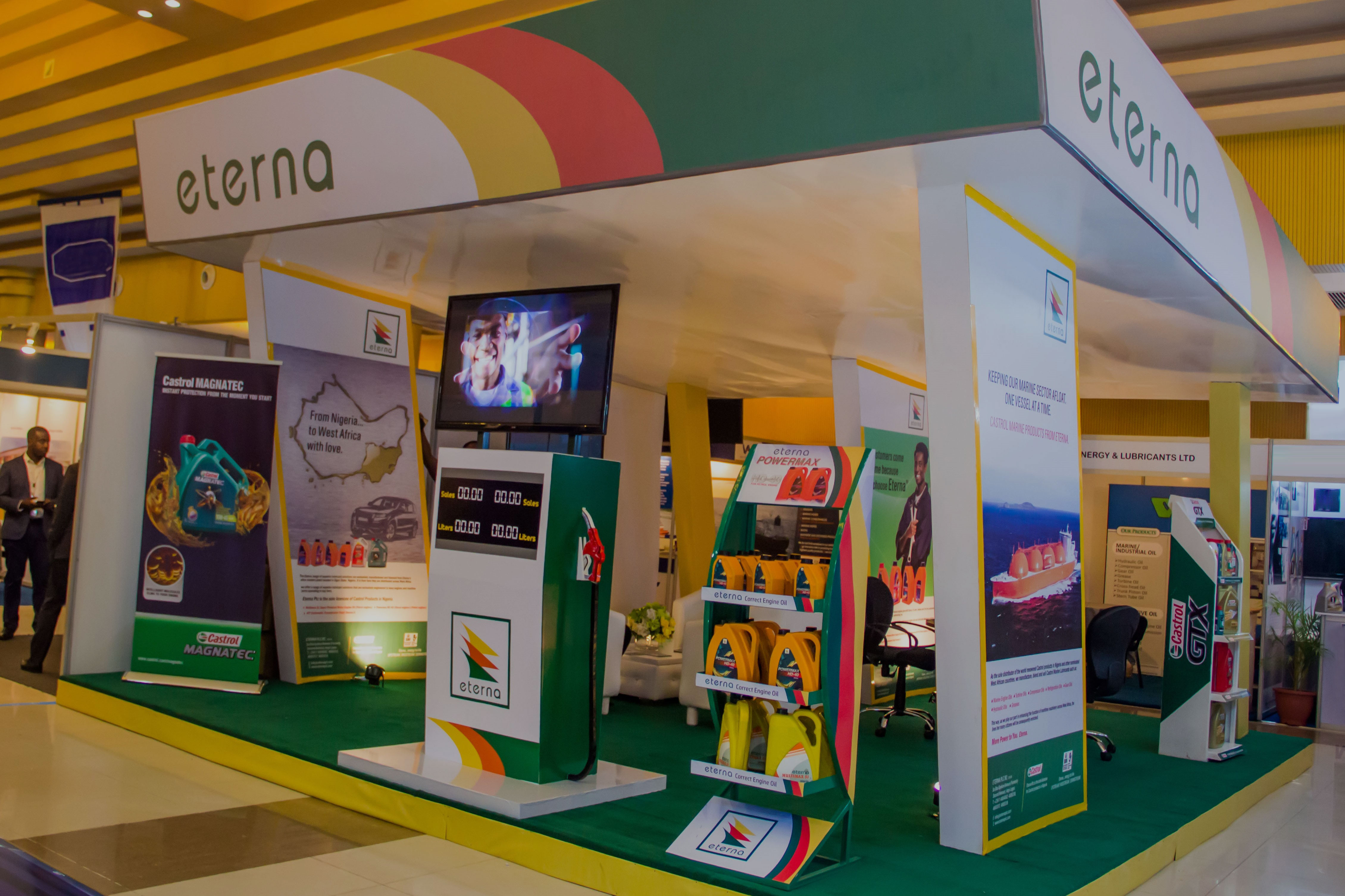 Eterna Plc - Welcome to our official website